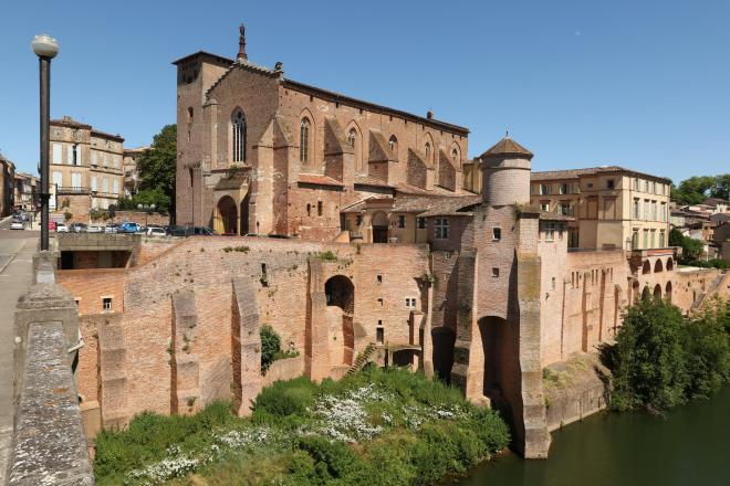 Klooster in Gaillac
